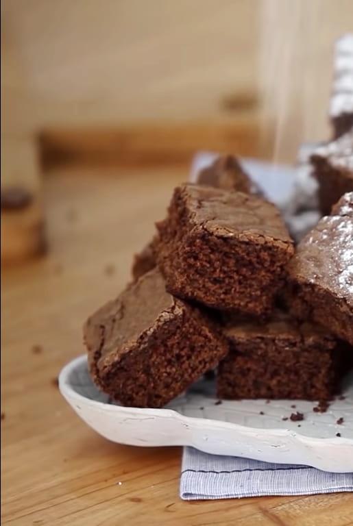 brownie sin TACC