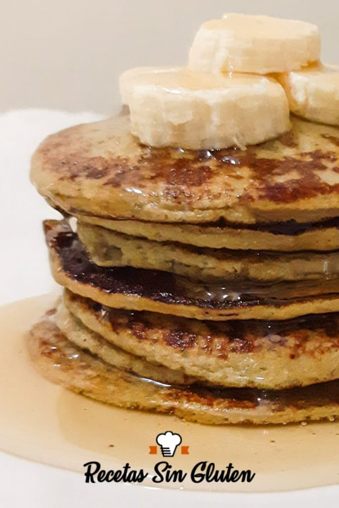 C?mo hacer pancakes sin harina
