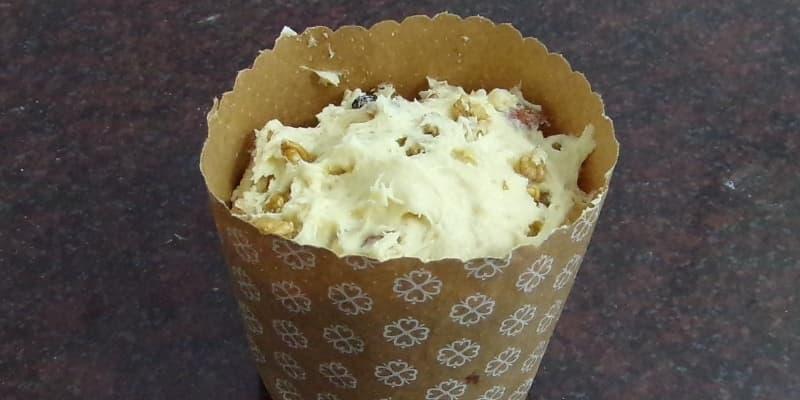 % Pan dulce sin TACC: receta de pan dulce para celíacos paso a paso