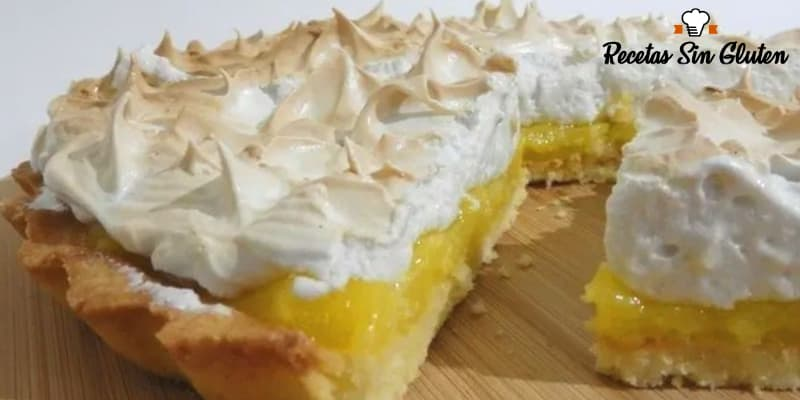 Lemon Pie sin TACC