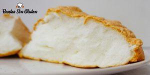 Pan nube sin gluten